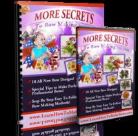 More Secrets to Bow Making Success